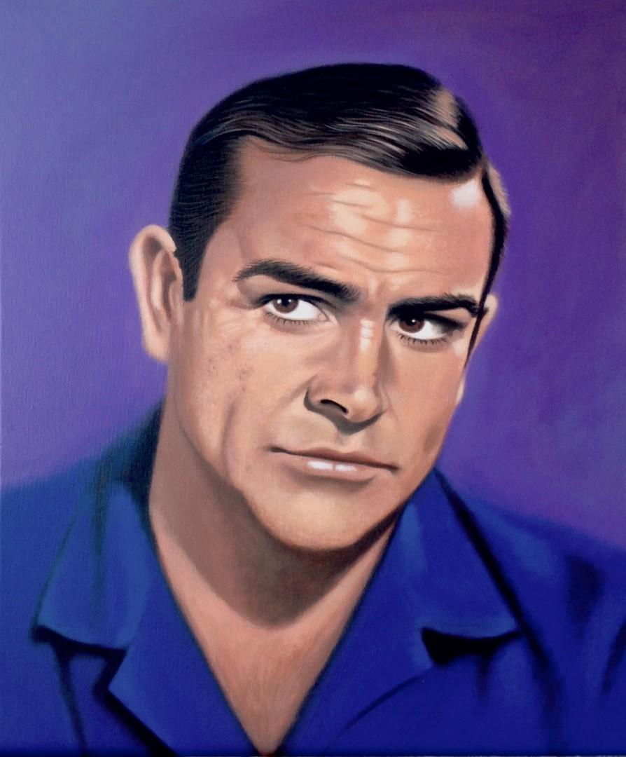 CZart - Sean-Connery