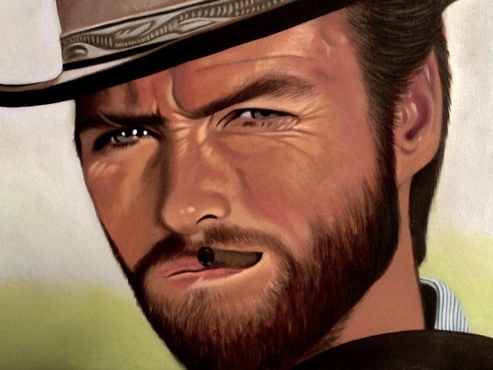 CZart - Clint Eastwood The good