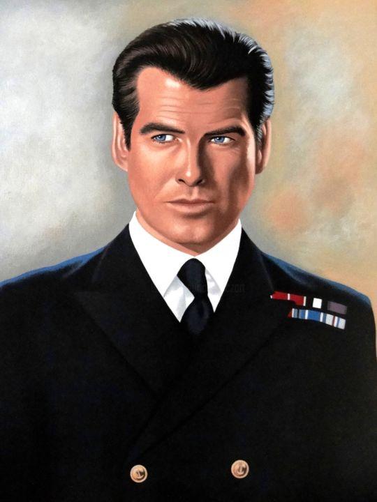 CZart - James Bond Pierce Brosnan