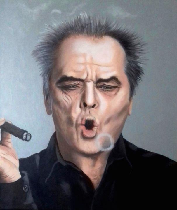 CZart - Jack Nicholson