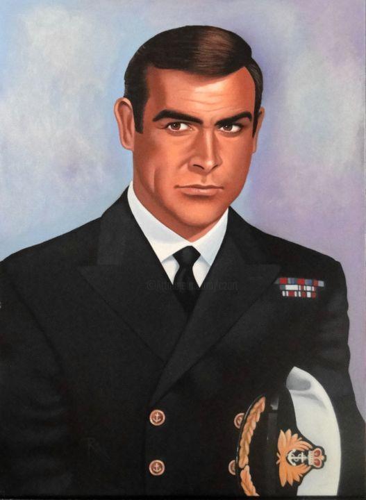 CZart - Sean Connery 007