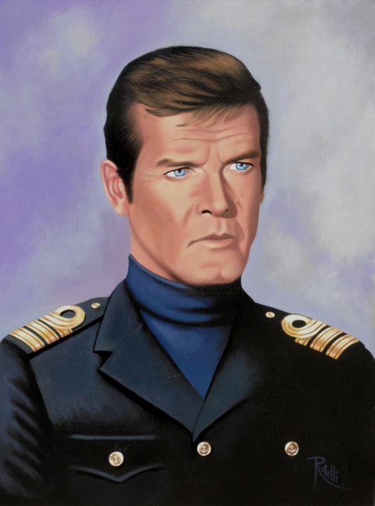 CZart - Roger Moore 007
